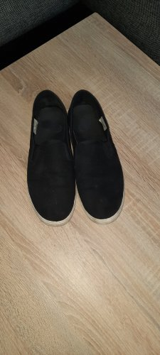 Unbekannte Marke Basket slip-on noir