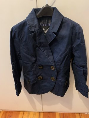 American Eagle Outfitters Klassischer Blazer donkerblauw