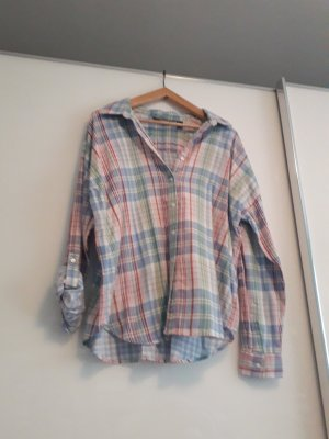 Lands' End Camicia blusa multicolore