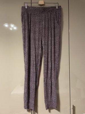 tchibo Pantalone alla turca viola-lilla