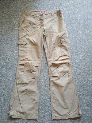 edc Pantalone cargo color cammello