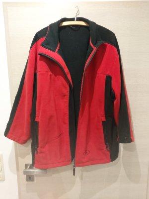 Fleece Jackets black-red