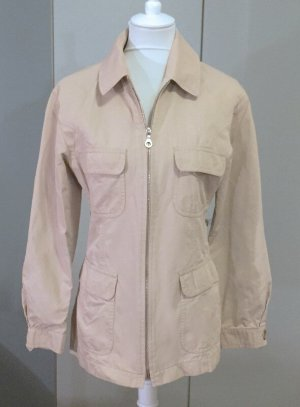 Windsor Safari Jacket sand brown-cream
