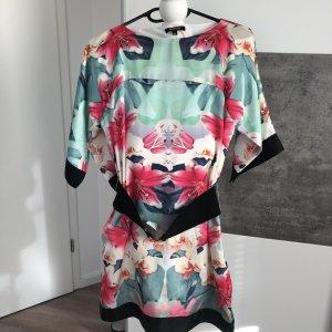 Morgan Robe tunique multicolore