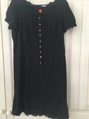 Boss Orange Blouse Dress black