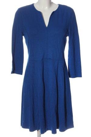 French Connection Sukienka o kroju litery A niebieski W stylu biznesowym