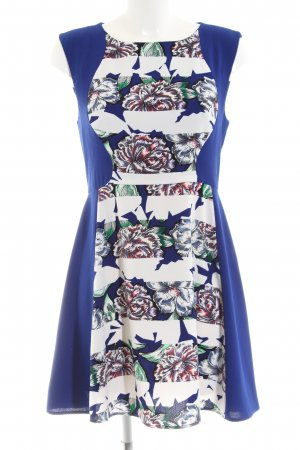 French Connection A-Linien Kleid Blumenmuster Elegant