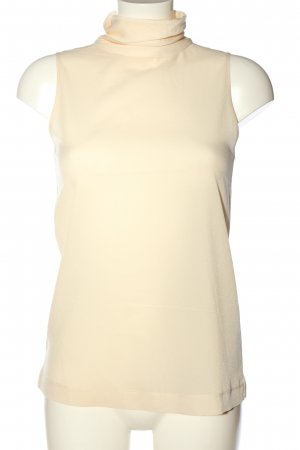 French Connection ärmellose Bluse creme Casual-Look