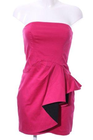 French Connection Bandeaukleid pink Elegant
