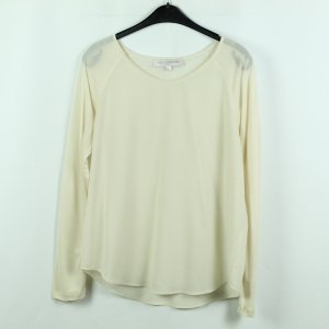 French Connection Bluse Gr. L beige (20/07/033*)