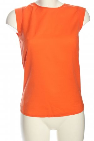French Connection Blouse topje licht Oranje casual uitstraling