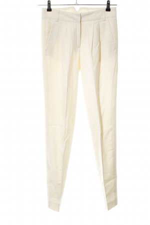 French Connection Pleated Trousers natural white business style