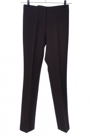 French Connection Pleated Trousers black business style