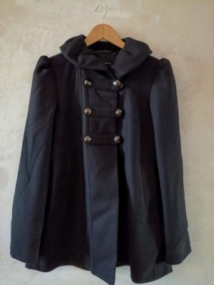 French Connection Manteau court noir