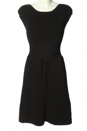 French Connection Vestido corsage negro look casual