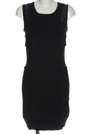 French Connection Sukienka etui czarny W stylu casual