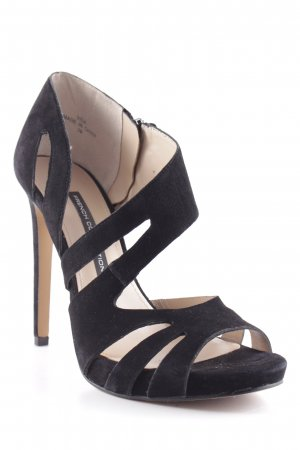 French Connection High Heels schwarz Party-Look