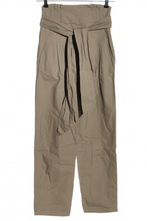 French Connection High Waist Trousers brown casual look