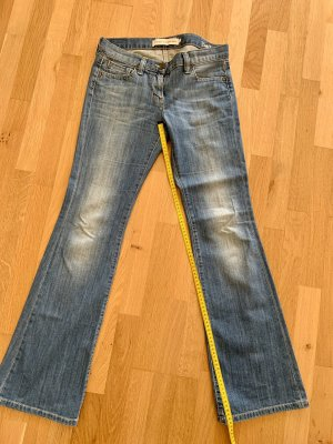French Connection Denim Flares light blue