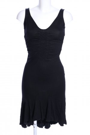 French Connection Jerseykleid schwarz Casual-Look