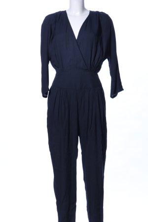 French Connection Jumpsuit blau Elegant