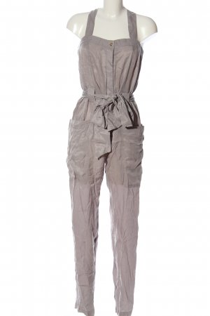 French Connection Jumpsuit light grey casual look