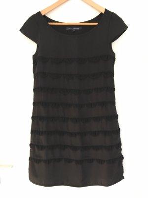 French Connection Kleid schwarz Gr. 6 (32/XXS)