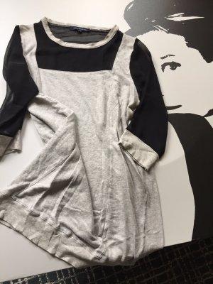 French Connection Robe d'été noir-gris clair