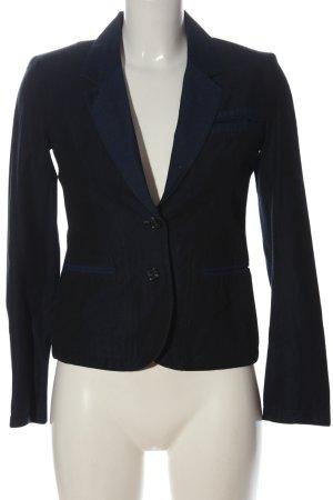 French Connection Korte blazer blauw zakelijke stijl