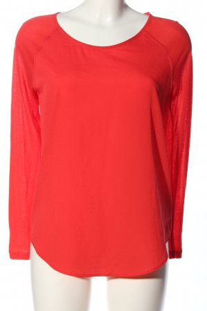 French Connection Langarm-Bluse rot Casual-Look