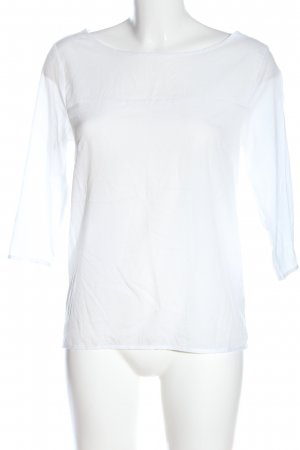 French Connection Long Sleeve Blouse white casual look