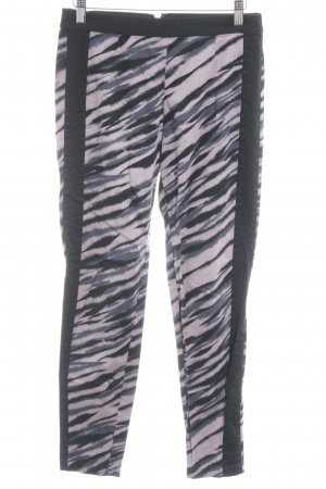 French Connection Leggings multicolored extravagant style