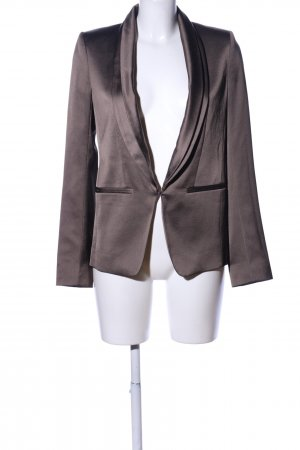 French Connection Long-Blazer braun Business-Look
