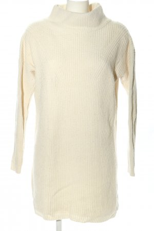 French Connection Longpullover creme Casual-Look