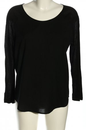 French Connection Longsleeve schwarz Casual-Look