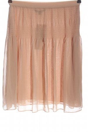 French Connection Midi Skirt nude casual look