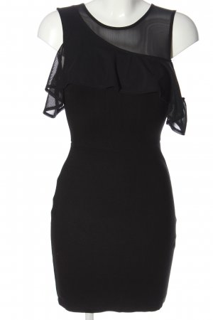 French Connection Minikleid schwarz Business-Look