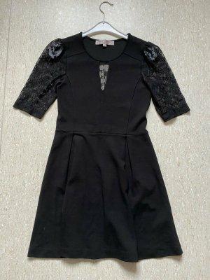 French Connection Mini vestido negro