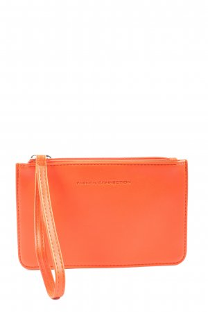 French Connection Mini sac orange clair style d'affaires