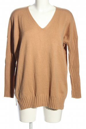 French Connection Oversized Pullover nude Casual-Look
