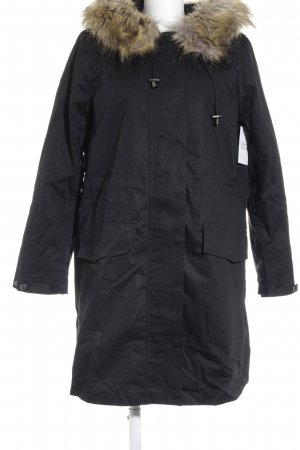 French Connection Parka schwarz Casual-Look