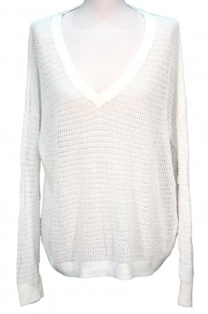 French Connection Pullover in Weiß