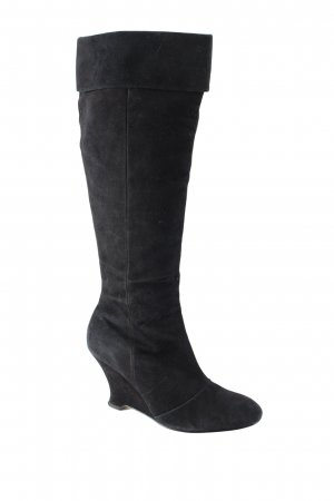French Connection Schaftstiefel schwarz Casual-Look