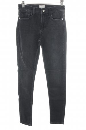 French Connection Skinny Jeans anthrazit Casual-Look