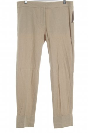 French Connection Jersey Pants beige classic style