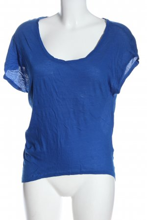 French Connection T-Shirt blau Casual-Look