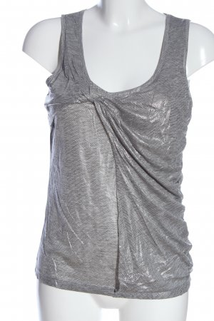 French Connection Strappy Top pink-silver-colored casual look