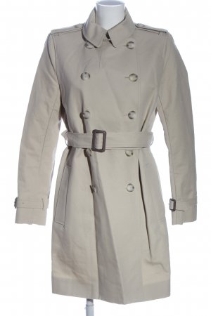 French Connection Between-Seasons-Coat light grey casual look