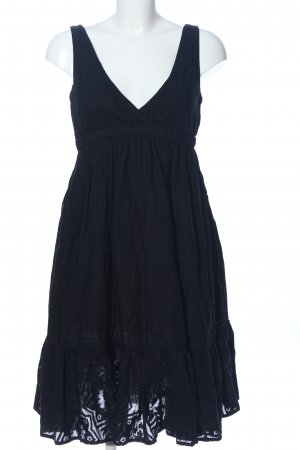 French Connection Flounce Dress black casual look