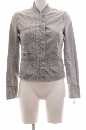 French Connection Windstopper hellgrau Casual-Look